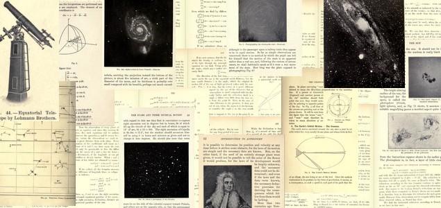 Богата библиотека с книги по астрономия Онлайн Книги Библиотеки и