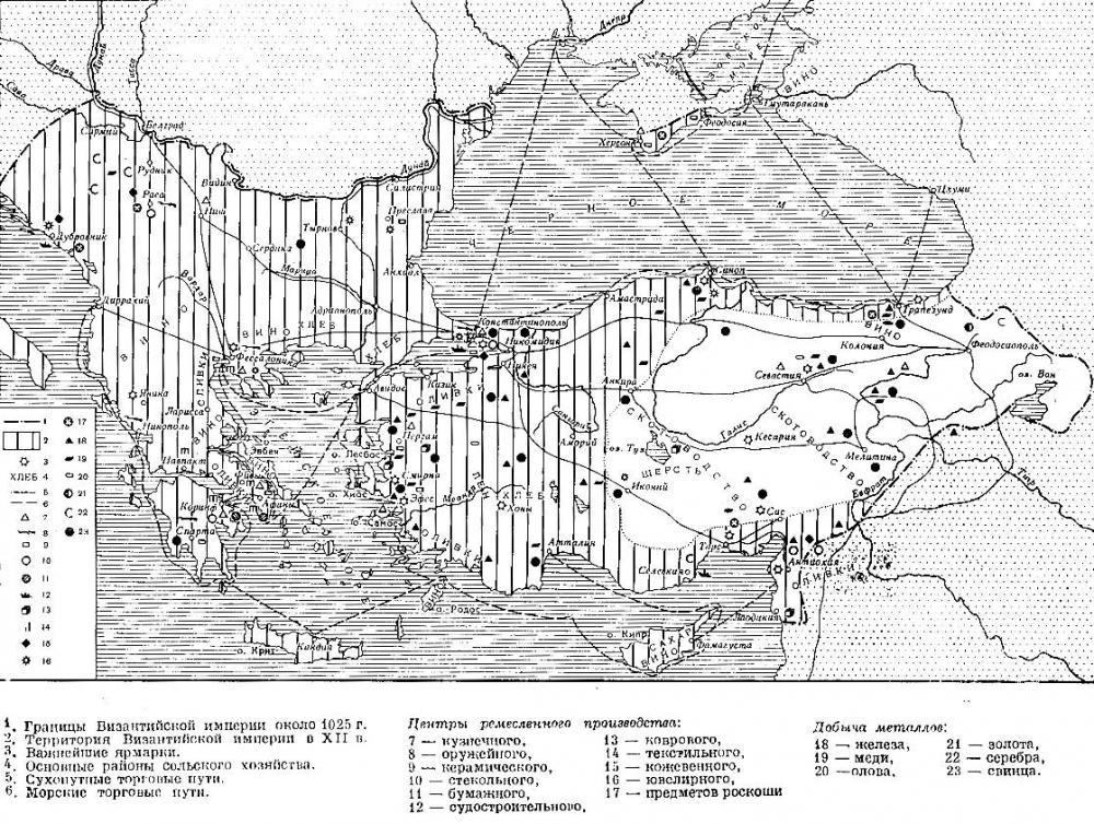 Экономическая карта Византии X-XII в.jpg